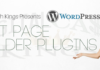 WordPress Page Builder
