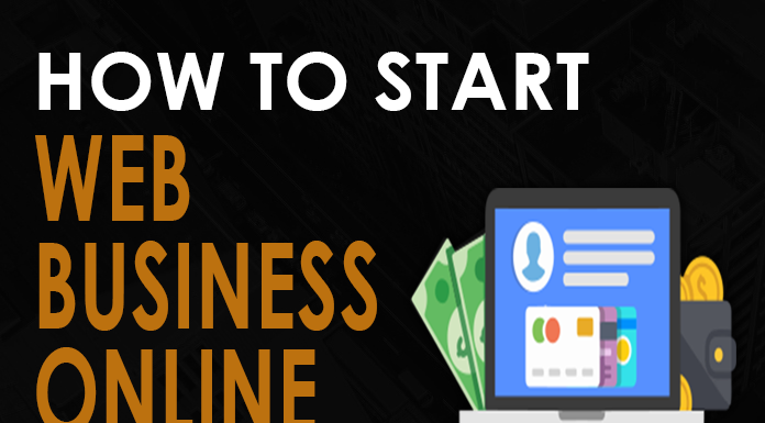 How To Start A Web Business Online