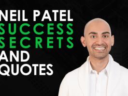 Neil Patel on Personal Branding SEO Blogging Success