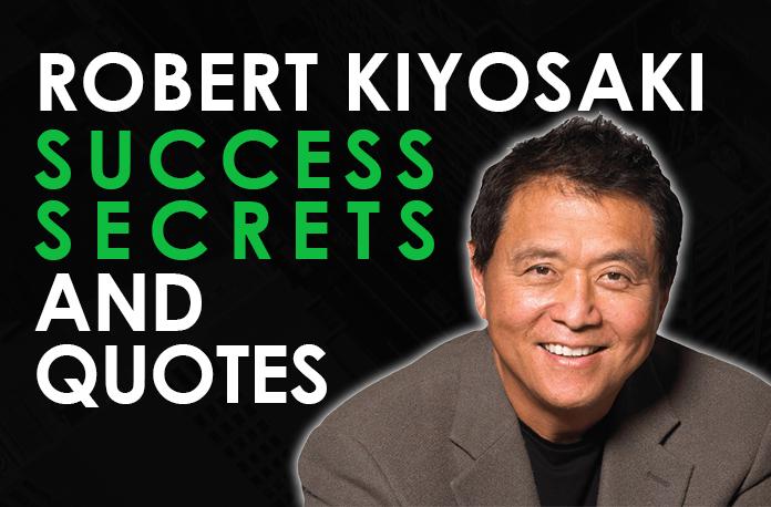 Robert Kiyosaki Entrepreneur Quotes Rich Dad Poor Dad