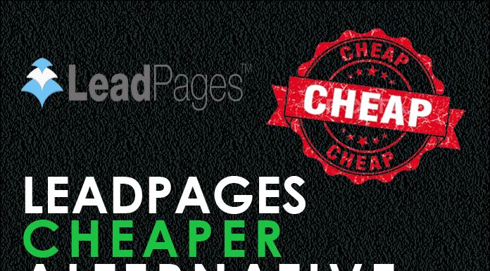 Leadpages Cheaper Alternative