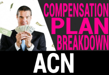 ACN Pay Structure