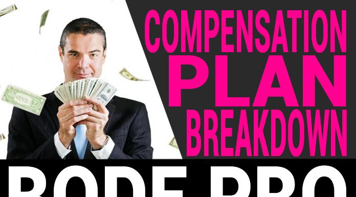 Bode Pro Compensation Plan Breakdown