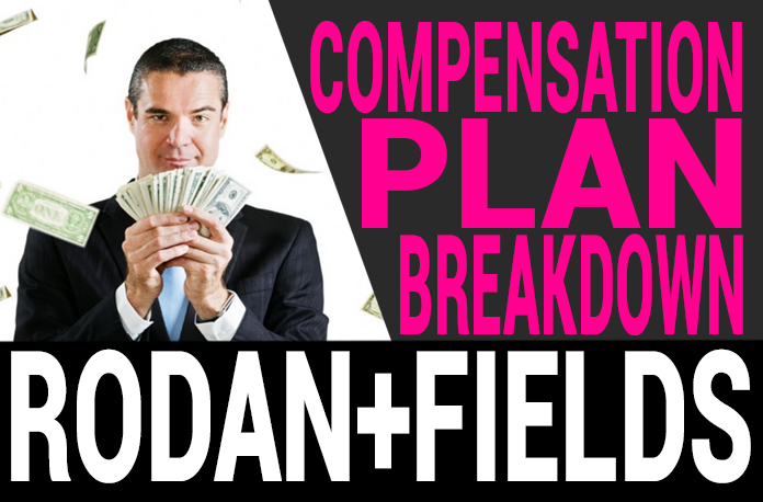 Rodan and Fields Commission Plan