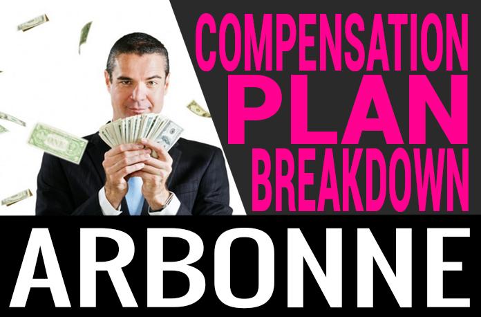 Arbonne Commission & Compensation Plan