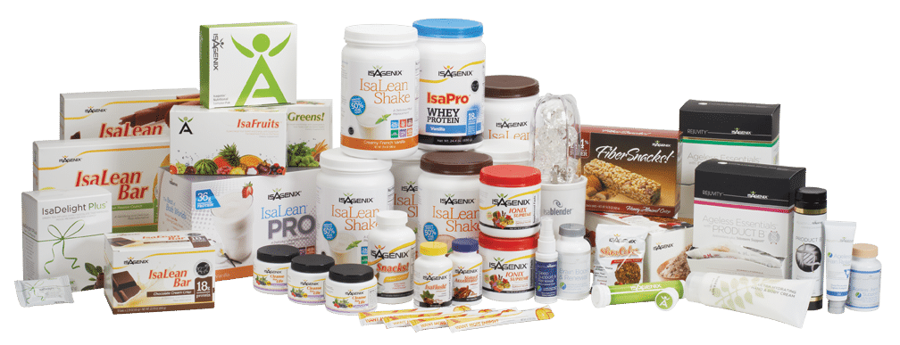 Isagenix Products Review