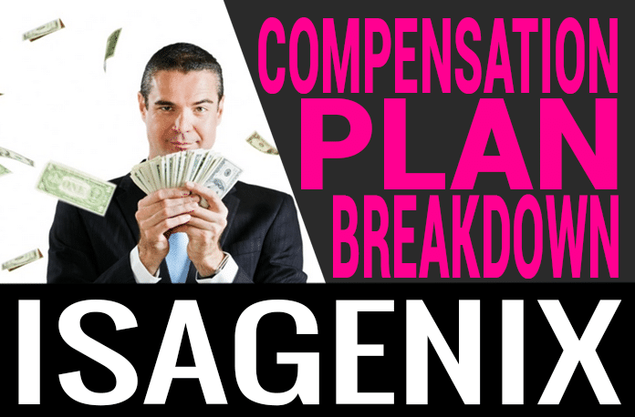 Isagenix Compensation Plan Structure