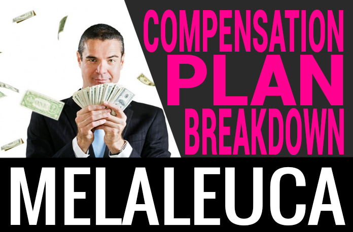 Melaleuca Compensation Plan Pay Structure