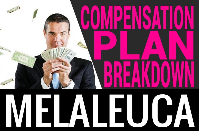 Melaleuca Compensation Plan Pay Structure