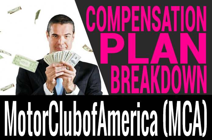 Motor Club of America (MCA) Commission Plan Review