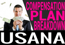 USANA Compensation Plan & Pay Structure Review