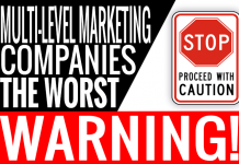 Worst Multi Level Marketing Companies