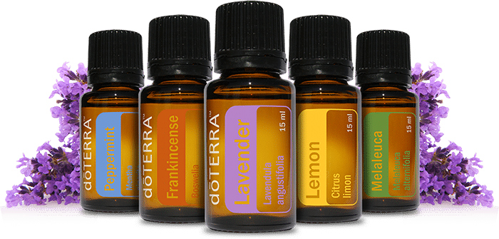 doTERRA Essential Oils Catalog Image
