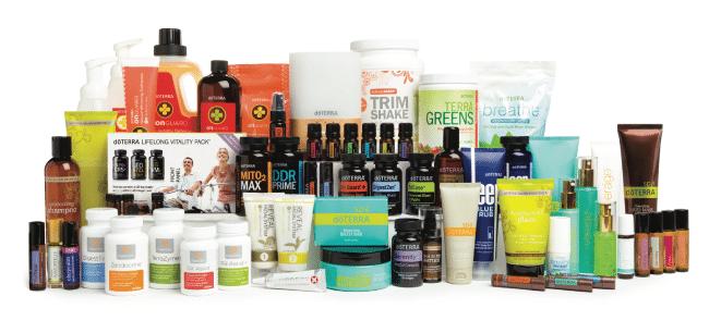 doTERRA Product Catalog Image