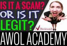 Is Project AWOL Legit and Full AWOL Academy Review