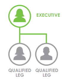 It Works Executive Chart