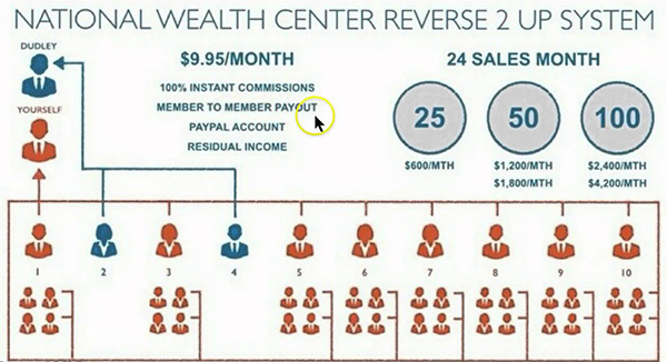 How Does National Wealth Center Pay Plan Work