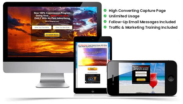 National Wealth Center Marketing System