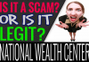 National Wealth Center Review and Compensation Plan
