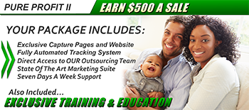 Pure Profit Pro Review Package II