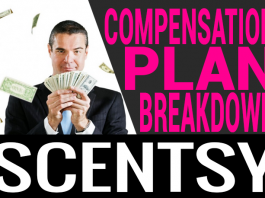 Scentsy Compensation Plan & Pay Scale Information
