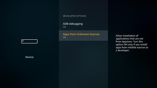 AXE Media TV Amazon Fire Stick Install Instructions 1