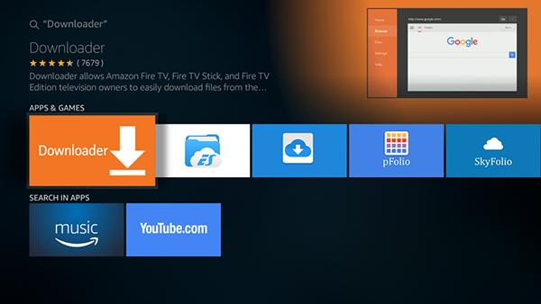 AXE Media TV Amazon Fire Stick Install Instructions 2