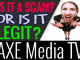AXE Media TV Review Scam Compensation Plan Breakdown