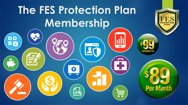 Financial Education Services FES Protection Plan Membership Review