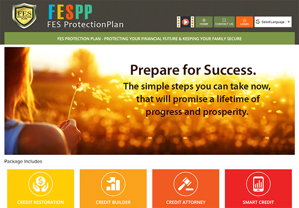 Financial Education Services FES Protection Plan Opportunity Review