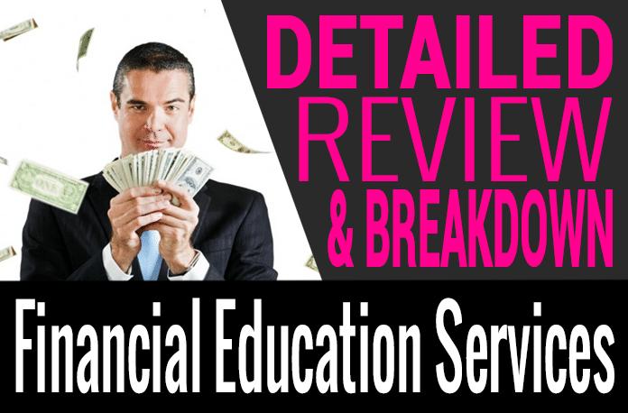Financial Education Services FES Protection Plan Reviews Compensation Plan or Scam