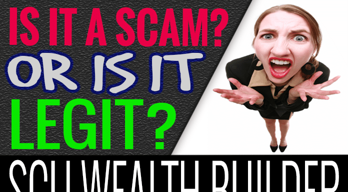 SCU Wealth Builder Review Scam Compensation Plan How It Works