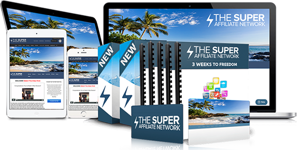 The Super Affiliate Network Product Reviews