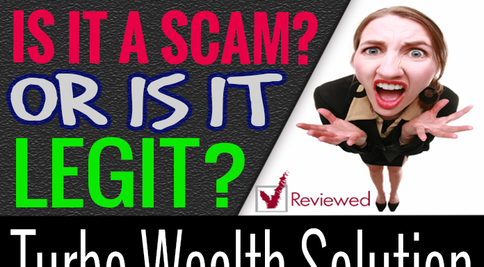 Turbo Wealth Solution Review Scam and Compensation Plan