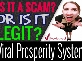 Viral Prosperity System Review A Scam With Compensation Plan