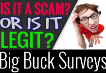 Big Buck Surveys Reviews Scam or Legit How It Works Make Money