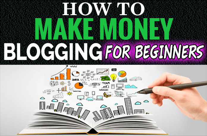 How To Make Money Blogging For Beginners Guide Tutorial