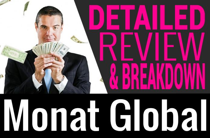 Monat Global Unbiased Reviews Compensation Plan Scam