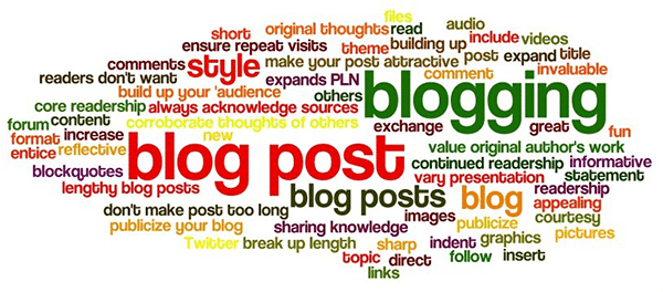 Posting Content On Your Blog