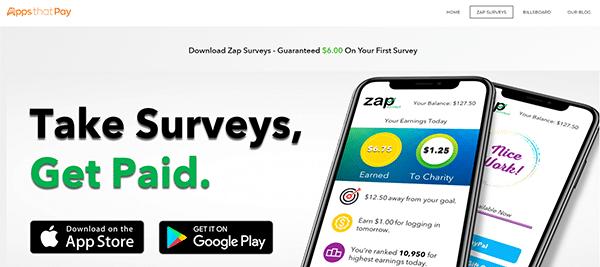 How Zap Surveys APK Work Reviews