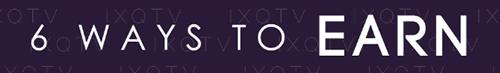 IXQ TV Compensation Plan