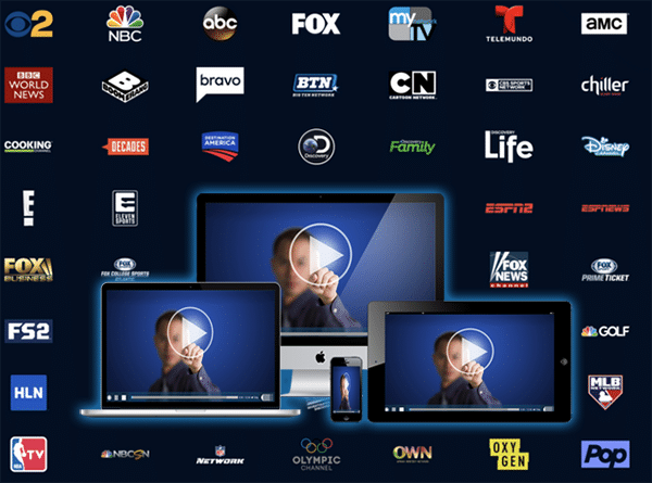 IXQ TV Products Streaming App