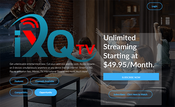 IXQ TV Reviews
