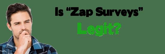 Is Zap Surveys Legit and Safe