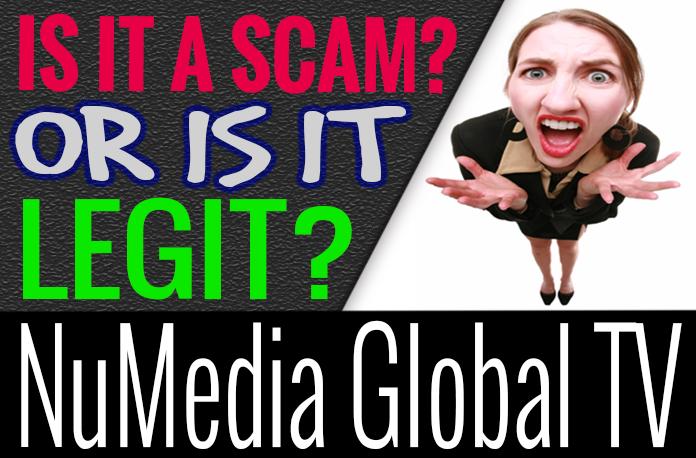 NuMedia Global TV Review Scam Compensation Plan