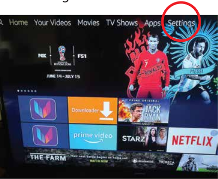 NuMedia TV Installation Guide For Amazon Fire Stick 1