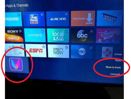 NuMedia TV Installation Guide For Amazon Fire Stick 7