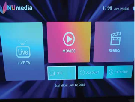 NuMedia TV Installation Guide For Amazon Fire Stick 9