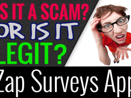 Zap Surveys App Review Scam Legit Hack