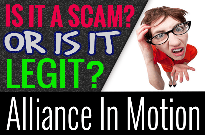 Alliance In Motion AIM Global Review Scam Compensation Plan